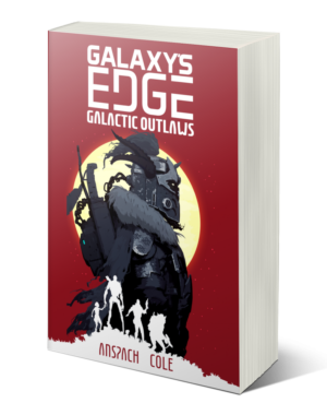 Galactic Outlaws Paperback