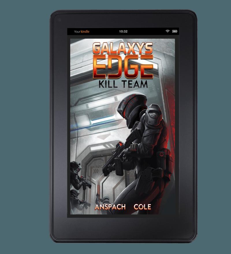 Kill Team (Galaxy's Edge Book 3) Kindle Edition