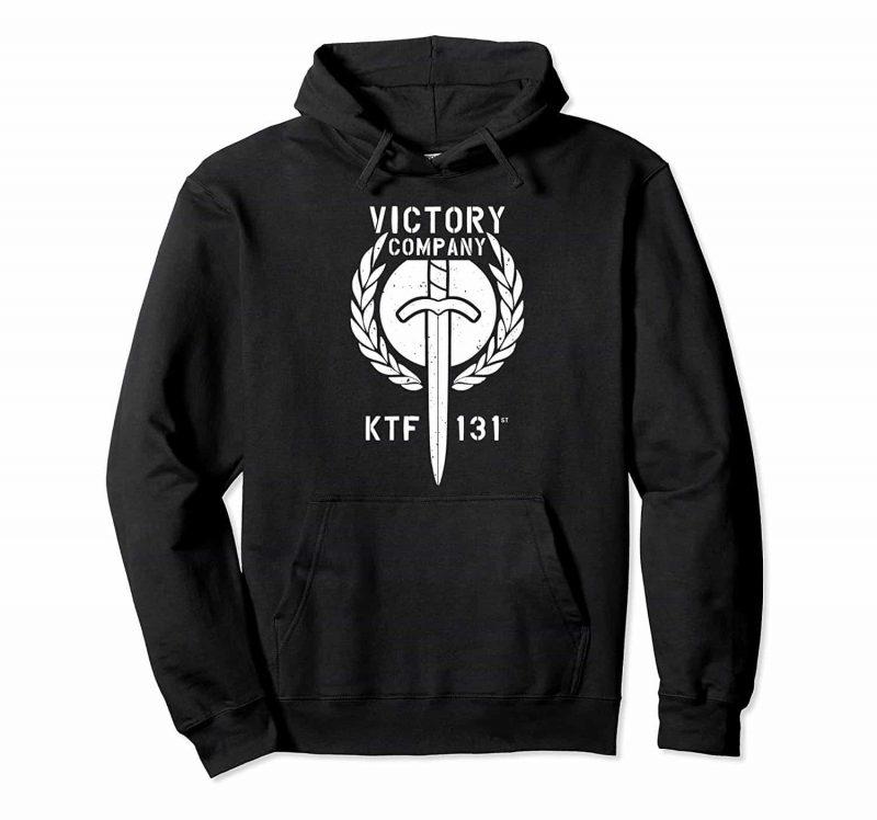 black KTF hoodie