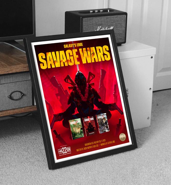 savage-war-poster